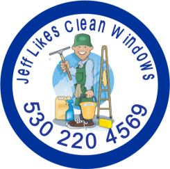 Jeff Likes Clean Windows & Gutters Inc.